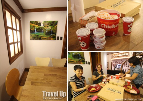 09. alcoves hotel makati 4BR penthouse dinner