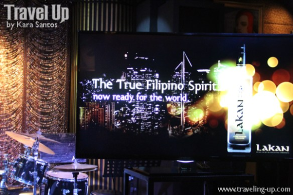 lakan extra premium philippine lambanog ad