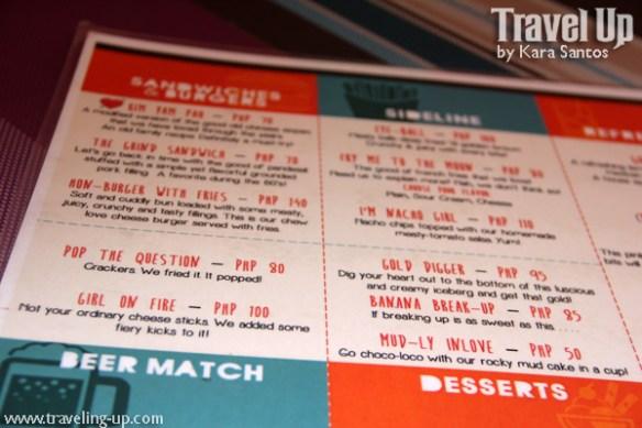 chew love tacloban menu