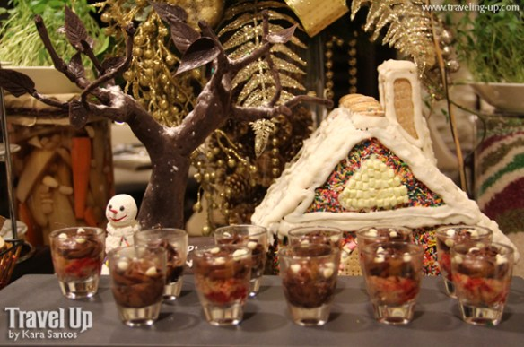 19. seda nuvali misto cafe gingerbread house