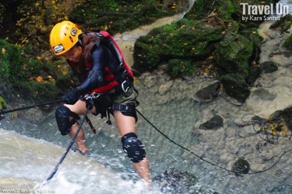 nalalata waterfalls rappelling camarines sur 12