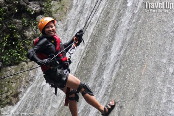 nalalata waterfalls rappelling camarines sur 13