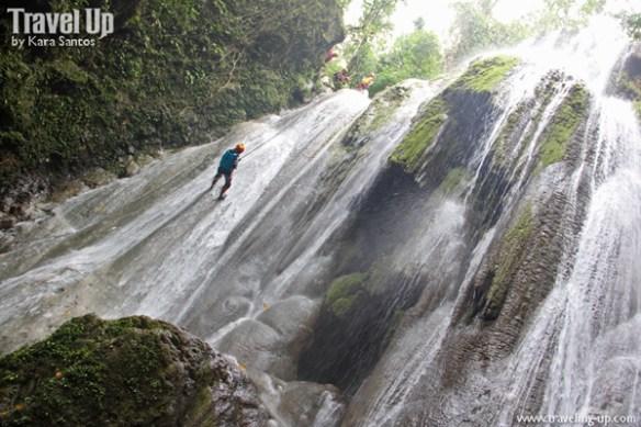nalalata waterfalls rappelling camarines sur 18
