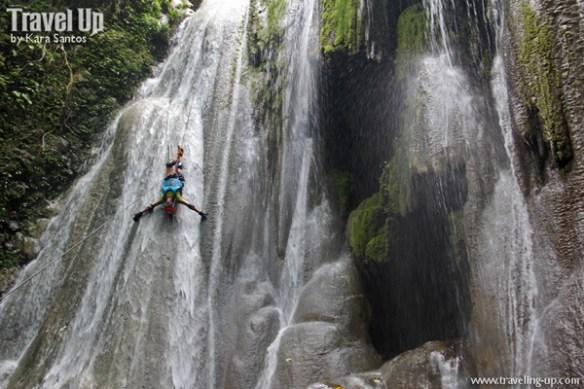 nalalata waterfalls rappelling camarines sur 20