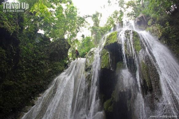 nalalata waterfalls rappelling camarines sur 24