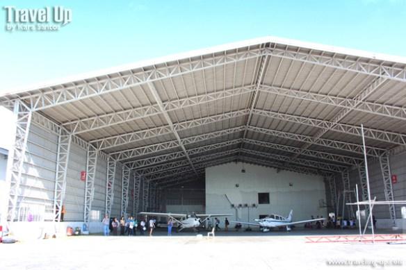 wcc aviation binalonan pangasinan hangar
