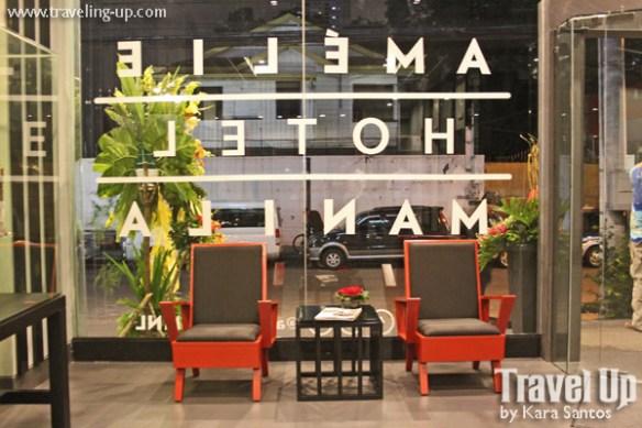 amelie hotel manila lobby chairs