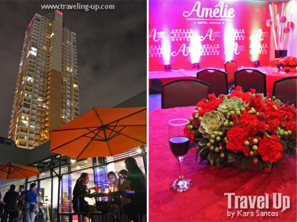 amelie hotel manila roof deck