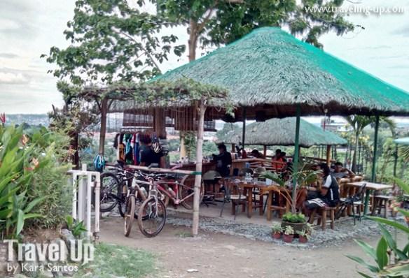bikers cafe timberland hut