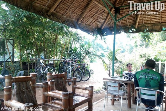 bikers cafe timberland inside