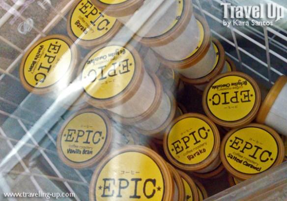 epic bike cafe kapitolyo ice cream