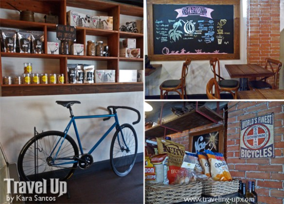 epic bike cafe kapitolyo interiors