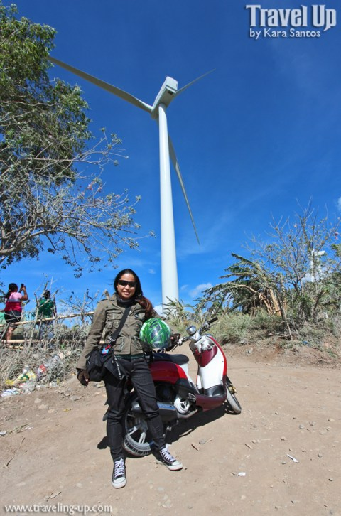 pililla wind farm windmill travelup