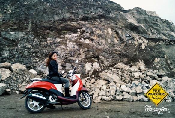 wrangler philippines kara santos travel up motorcycle true wanderer