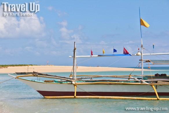 caringo island mercedes camarines norte bicol boat