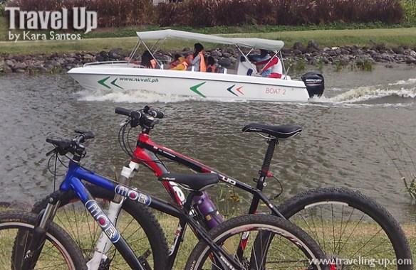 nuvali sta. rosa laguna water taxi ride