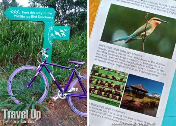 nuvali sta. rosa laguna wildllife and bird sanctuary