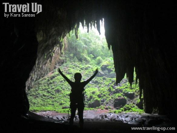 calbiga cave samar silhouette travelup