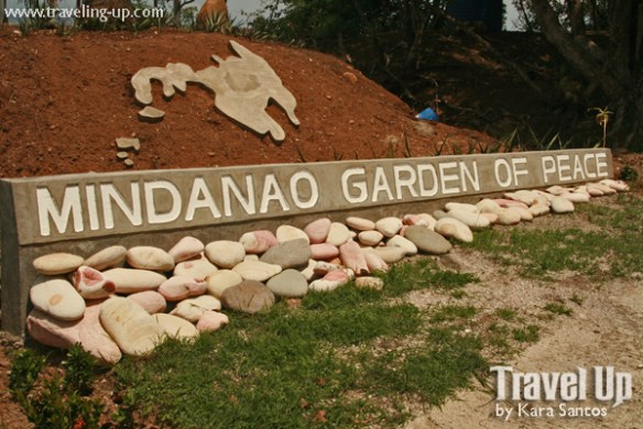 corregidor island philippines mindanao garden of peace