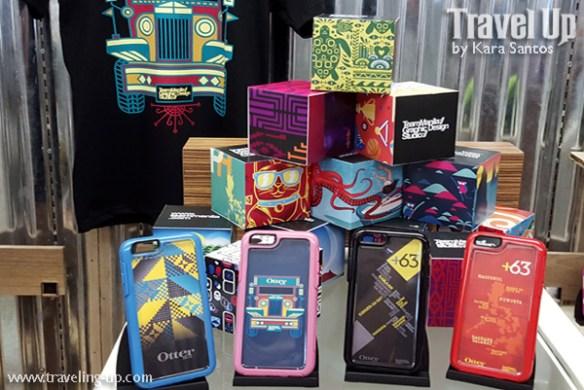 otterbox teammanila mysymmetry smartphone case designs