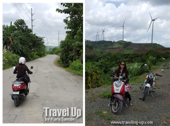 06. rizal wind farm philippines road