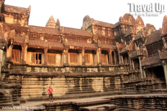 cambodia angkor archaeological park angkor wat 2