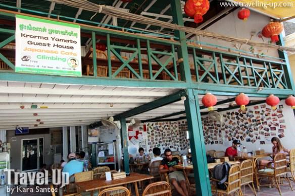 krorma yamato guesthouse siem reap cambodia