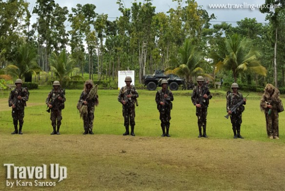 02. camp peralta jamindan capiz squad tactics display