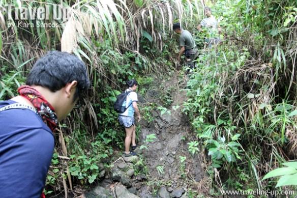 05. hike malinamon falls jamindan capiz