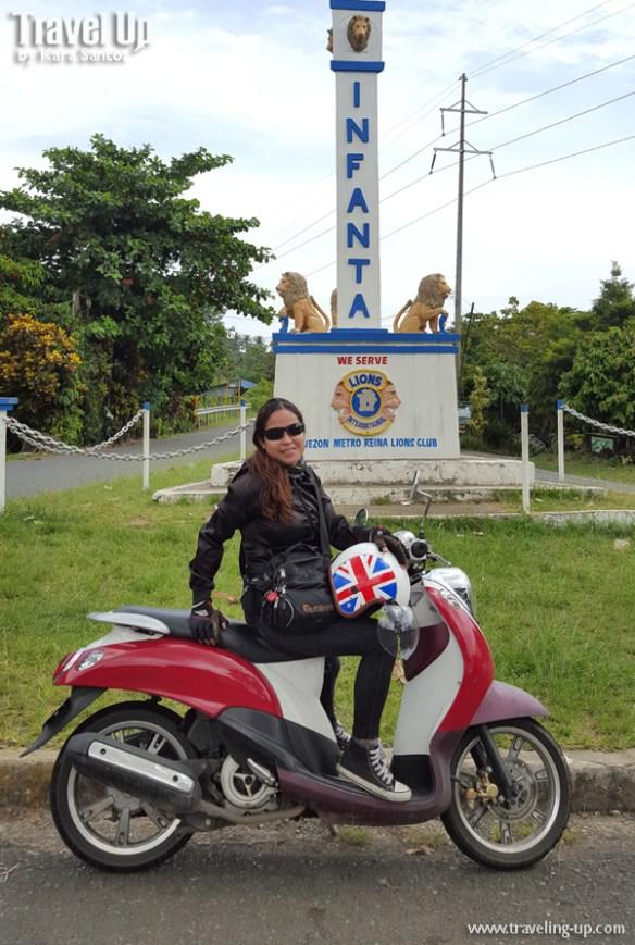 15. marifanta marikina-infanta highway marker