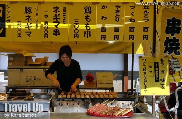 15. takayama japan morning market hida beef kebabs