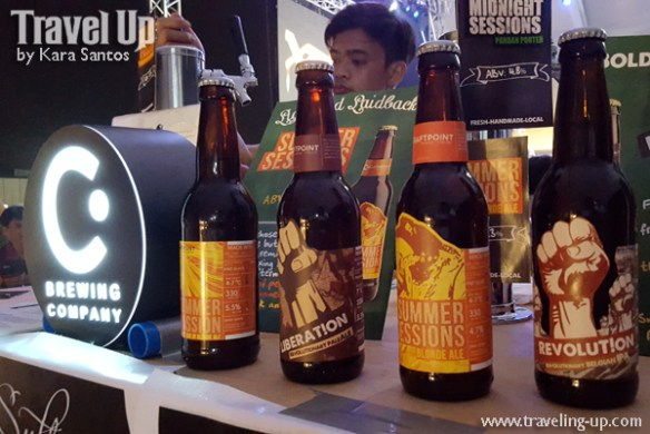 craftpoint craft brewing co. philippines liberation revolution summer sessions passions