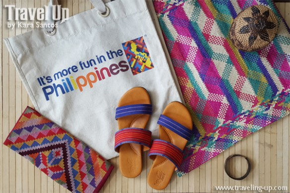 lakhambini shoes philippines banig yakan textile basket tote bag itsmorefuninthephilippines