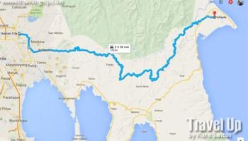 Ride to Jariels Peak in Infanta Quezon  Travel Up