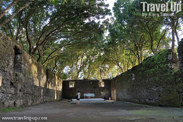 camiguin old church ruins