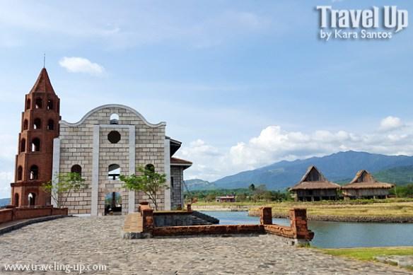 las casas de acuzar bataan chapel huts