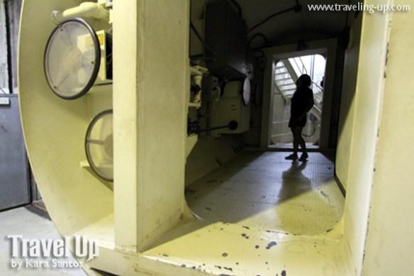 osprey bataan nuclear power plant airlock door