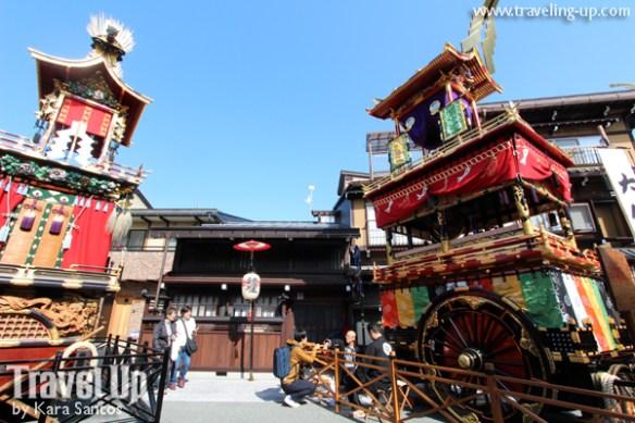 takayama autumn festival japan yatai floats