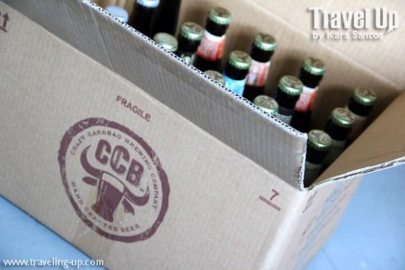crazy carabao brewing company beers