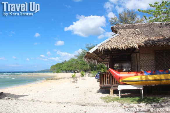 matutinao beach resort badian cebu cottages