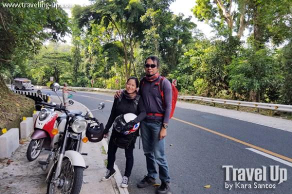 motorcycle manila to naga bitukang manok travelup outsideslacker