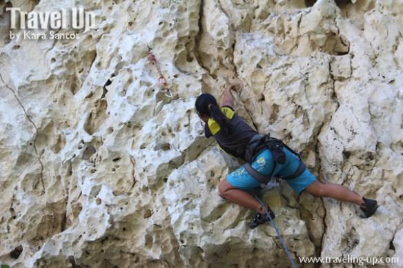 rock climbing poog cebu apple