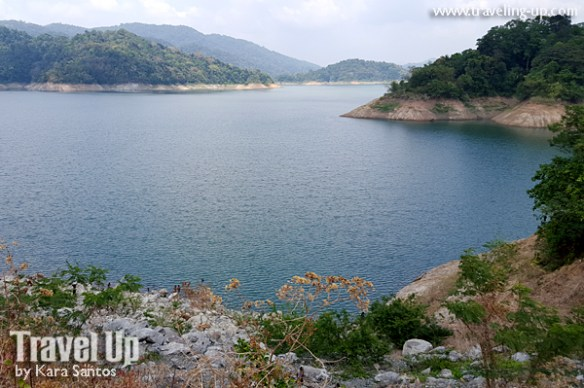 angat dam watershed bulacan lake