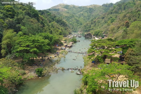 bitbit river norzagaray bulacan swimming