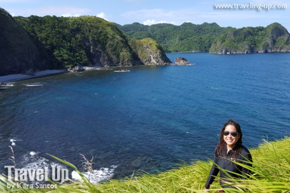 caramoan island hopping pitogo beach summit