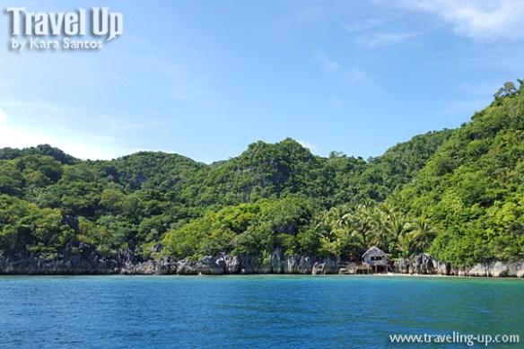 caramoan island hut