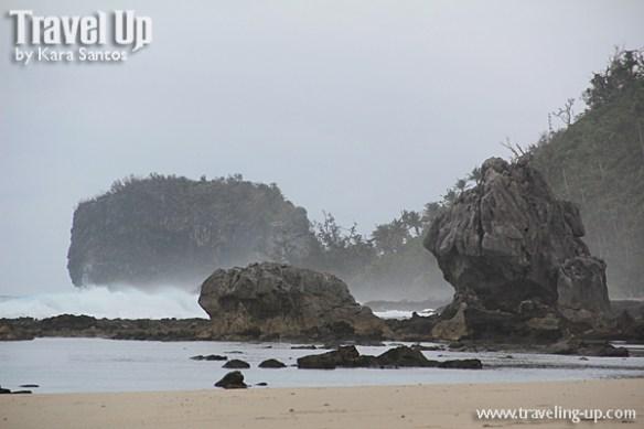 freewaters philippines aurora launch beach rocks