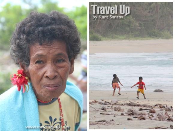 freewaters philippines aurora launch beach woman kids
