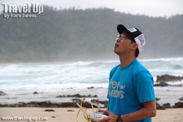 freewaters philippines aurora launch martin kim drone