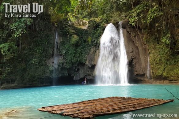 kawasan falls badian cebu raft